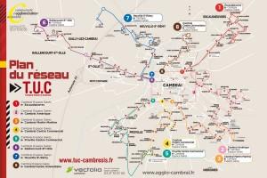 Carte réseau TUC Cambrésie