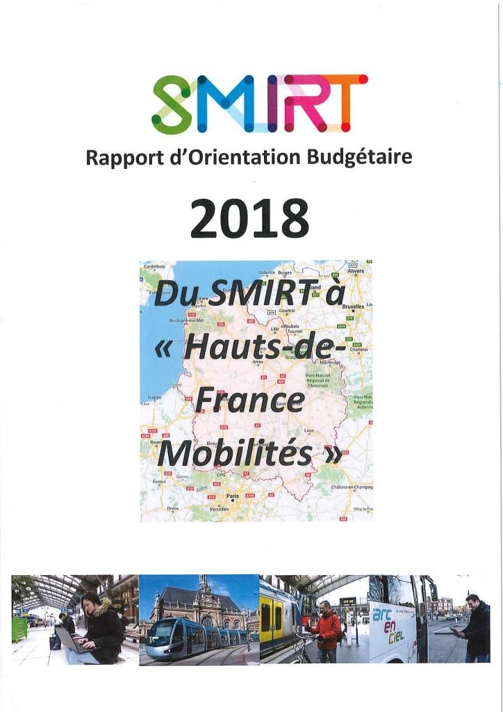 Image a la une Le Rapport d'Orientation Budgétaire débattu en comité syndical