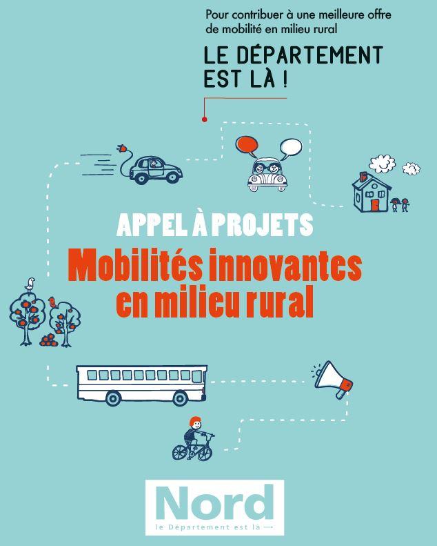 Image a la une APPEL À PROJETS Mobilités innovantes en milieu rural